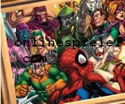 Spiderman vs Villains fix my tiles kostenlose Spiderman spiele